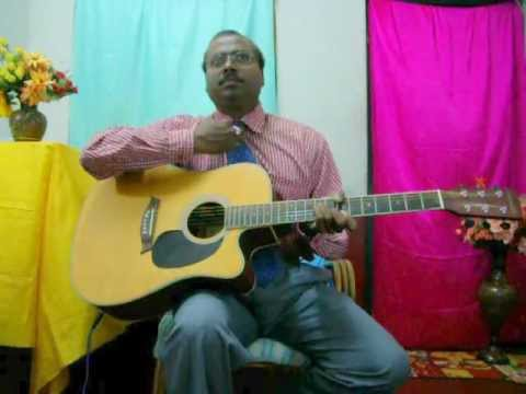 Otha sollala guitar instrumental by Rajkumar Joseph.M