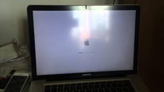 Macbook Pro Early 2011 VGA Jebol