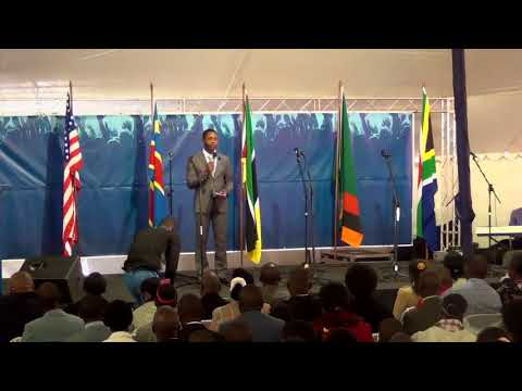 August 2017 Mutare Meetings ( Morning )