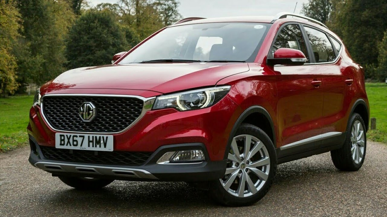 2018 Mg Zs Crossover Suv Review Youtube