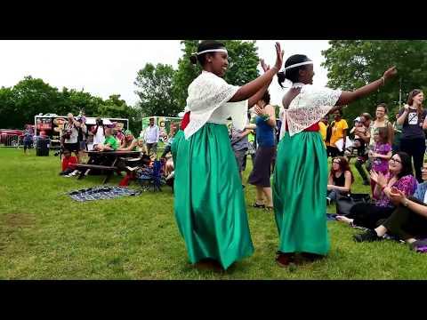 les tambours du Burundi
