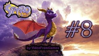 Вечерок с PS1 - Spyro the Dragon 8 Рыцари и дьяволы