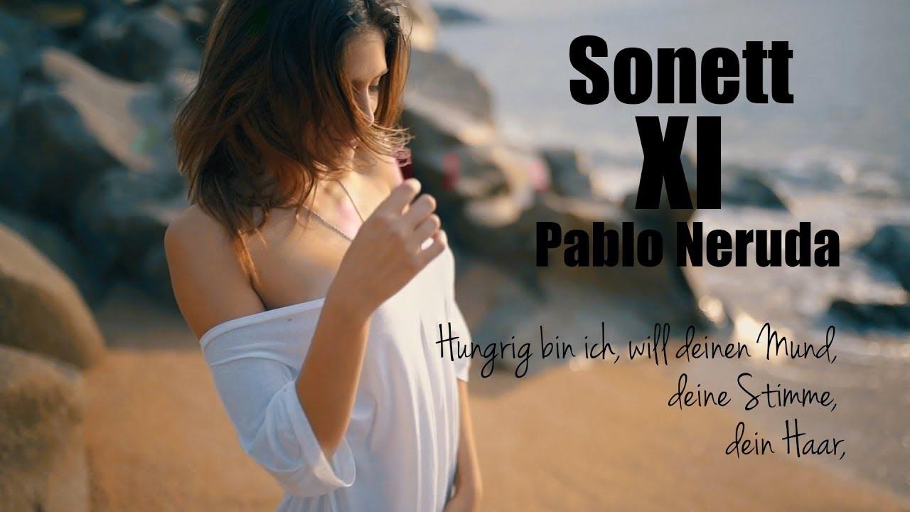 Pablo Neruda Sonetto Xciii Poesia Erotica La Voce Della Poesia
