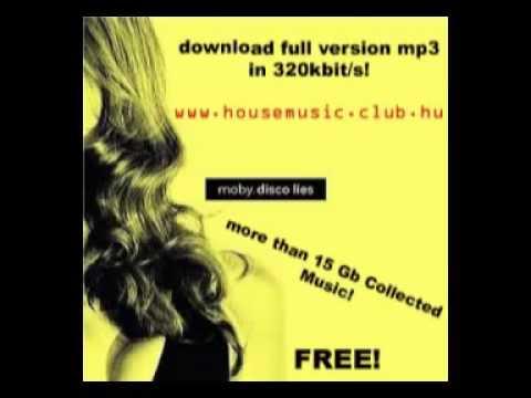 Moby - Disco Lies (Freemasons Club Mix)