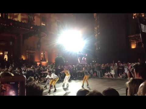 Fin de dance Patin Libre, Monté-Carlo Monaco fête de la dance,,, july 2017