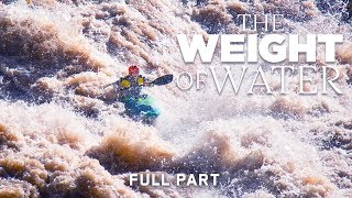 Erik Weihenmayer Takes on Lava Falls - The Weight of Water