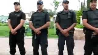 LA POLICÍA MUNICIPAL DE NAMIQUIPA SE EQUIPA Y MODERNIZA.