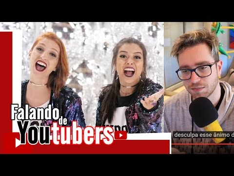 🔴🔥Clipe do DEPOIS DAS ONZE decepciona; LUBA se AFASTARÁ da INTERNET; YouTubers CANSADOS