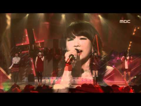 Black Pearl - Ugly Love(feat.Je-a), 블랙펄 - 미운 사랑(feat.제아), Music Core 20081220