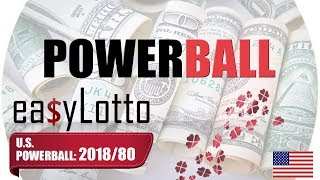 POWERBALL numbers Oct 6 2018