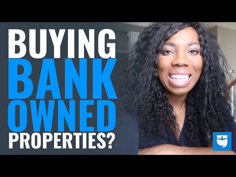 Should You Buy Bank Owned Properties?