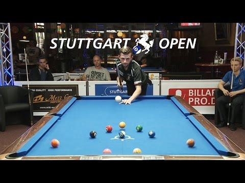 Stuttgart Open 2017 Trailer