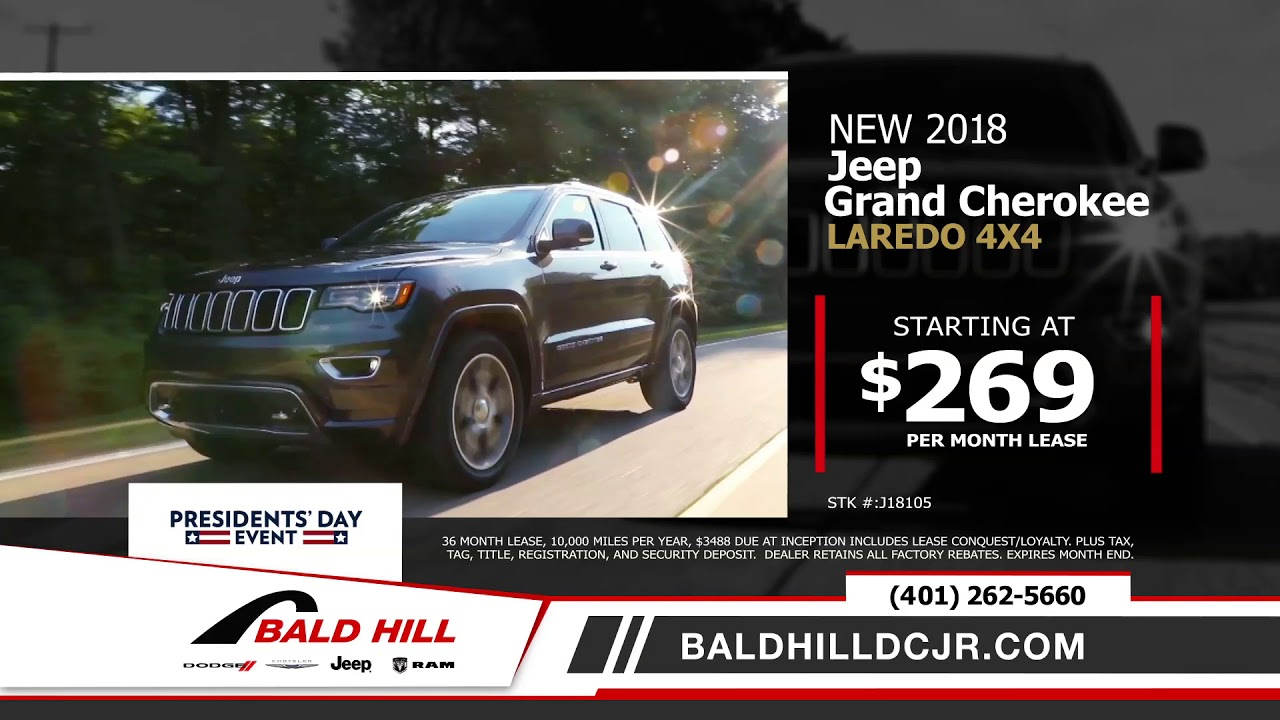 bald hill cdjr presidents 39 day sales event jeep 02. Black Bedroom Furniture Sets. Home Design Ideas