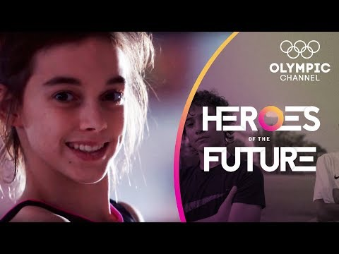 Thumbnail: Italy's gymnastics future belongs to a 13 year old phenomena | Heroes of the Future