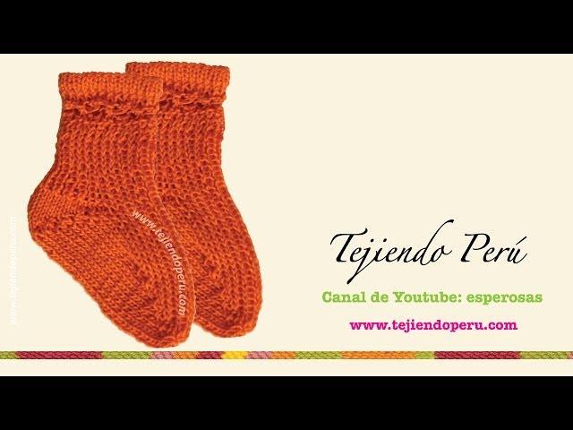 Cómo tejer calcetines: 22 pasos (con fotos) - wikiHow