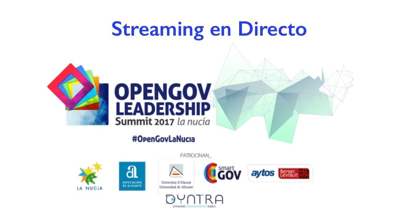 Resultado de imagen de opengov leadership