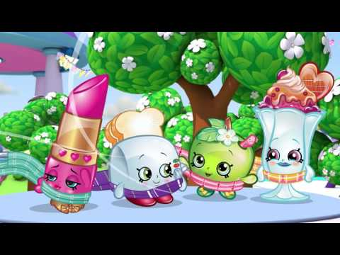 Shopkins Cartoon Stitch Up - Episodes 25-31