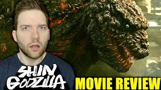Shin Godzilla - Movie Review