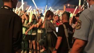 Hari Won - Big Hits 2016 - Anh Cứ Đi Đi (remix) (fan cam)
