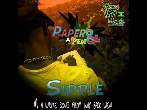 Sipple - Paper & a Pen