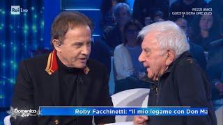 Roby Facchinetti e Don Antonio Mazzi - Domenica In 08/12/2019