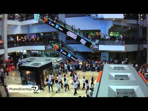 Flashmob Tiendas Gina CCCT Caracas Venezuela.
