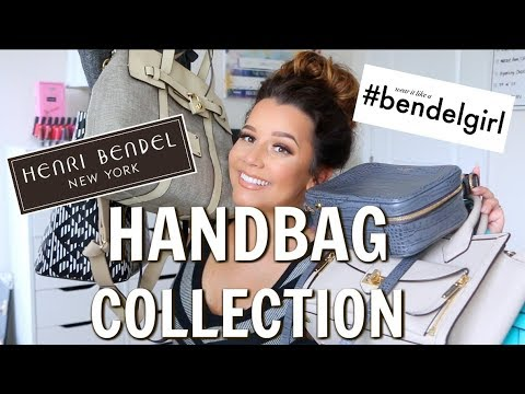 HENRI BENDEL BAG COLLECTION