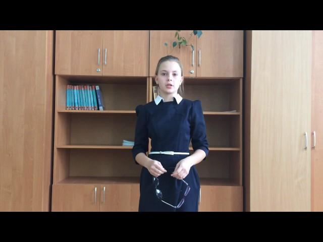 Изображение предпросмотра прочтения – ПолинаМамаева читает произведение «Мартышка и очки» И.А.Крылова