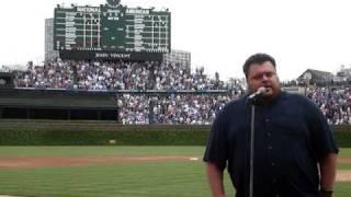 National Anthem Sounds like Sinatra