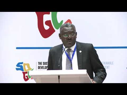 Closing Statements: Abdoulkadri Idrissa, Minister for Professional Teaching and Technology for Niger