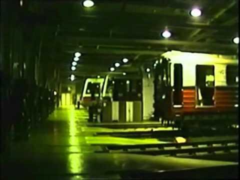 Subway Bombing Warsaw !!