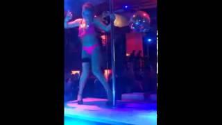 Robin Hood Disco Bar Alanya ( Аланьи ) Striptiz 2016 - Part 1