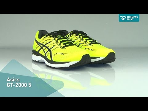 Asics GT-2000 5 - YouTube