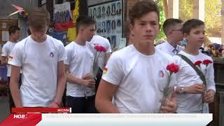 2 сентября в бесланской школе продолжаются Дни памяти и скорби