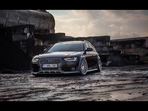 audi a4 b8 allroad quattro 2 0 tfsi 300hp youtube. Black Bedroom Furniture Sets. Home Design Ideas