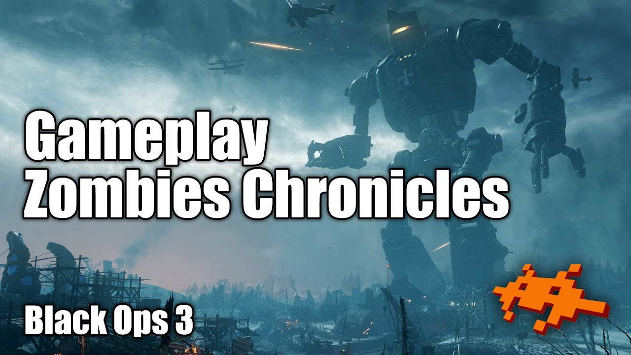 PS4 Zombies Chronicles Black Ops 3 [alle Maps, PlayStation 4, deutsch]