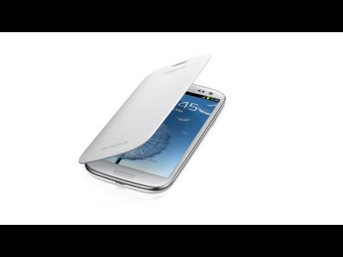 Unboxing + Review Flip Case White Samsung Galaxy S3 OEM