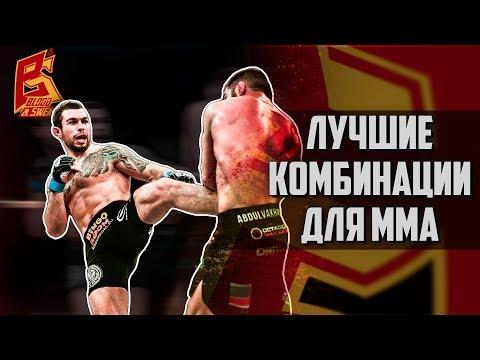 Лучшие комбинации для бойцов ММА. Мастер-класс Эдуарда Вартаняна