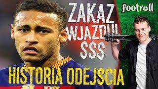 NIE DLA NEYMARA! Geneza odejścia z FC Barcelona