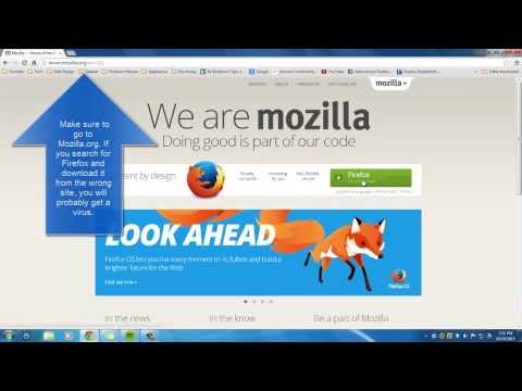 Firefox Uninstall and Install keeping bookmarks  - YouTube