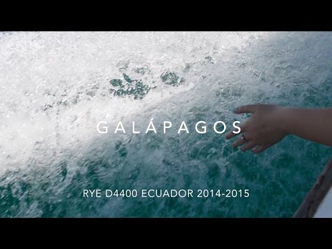 Rotary trip - Galápagos Islands - March 2015