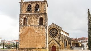 Португалия, Томар Город Легендарных Тамплиеров, Часть 3