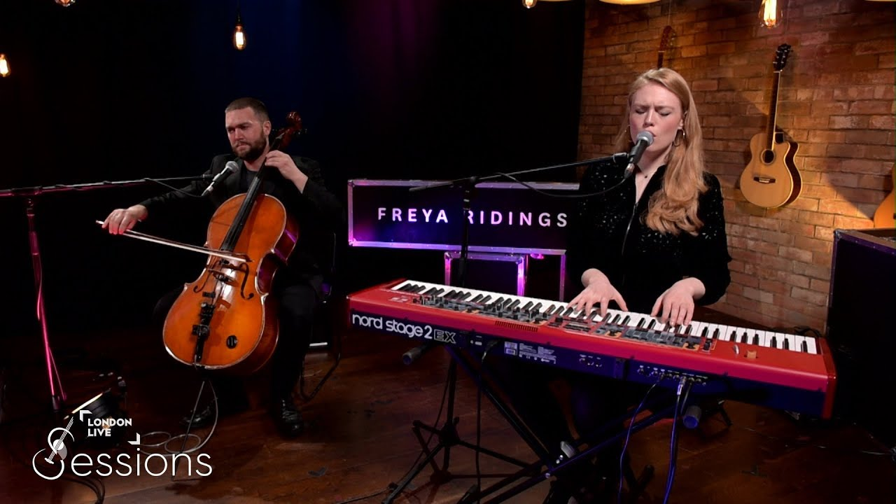 Freya Ridings Lost Without You London Live Sessions Chords