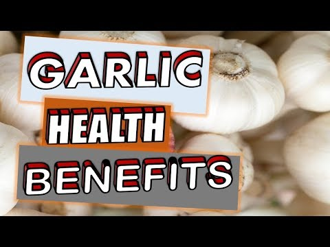 19 Amazing Health Benefits & Uses of Eating Garlic Everyday in the Morning On an Empty Stomach