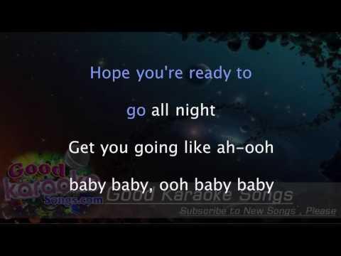 Scream -  Usher ( Karaoke Lyrics )
