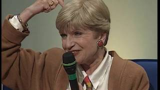 Françoise Dorin - Déjeuner au salon (1992)