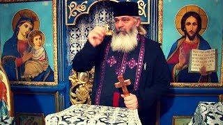 Sfântul Vasile - predica la prima zi din anul nou - 1 Ianuarie 2018 - Părintele Calistrat