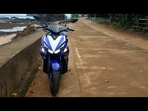 Yamaha Mio Aerox 155 / NVX 155 360 view and Initial Impression Philippines