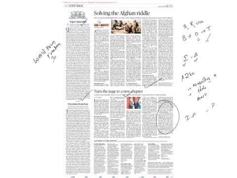 22 September 2017 The hindu by La Excellence IAS