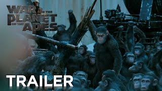 War for the Planet of the Apes | Official HD Trailer #3 | 2017